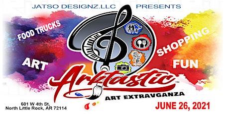 ARKTASTIC  ART EXTRAVAGANZA tickets