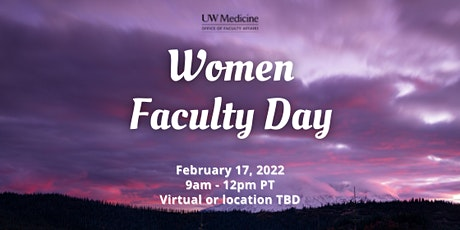 Women Faculty Day tickets