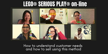 LEGO SERIOUS PLAY - how to understand customer needs and how to sell tickets