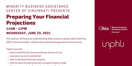 Preparing Your Financial Projections tickets
