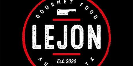 Suds Monkey Brewing Company X LeJon Gourmet Food Crawfish Boil tickets