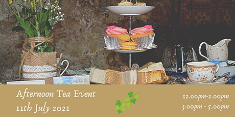 Afternoon Tea within historic magical venue tickets