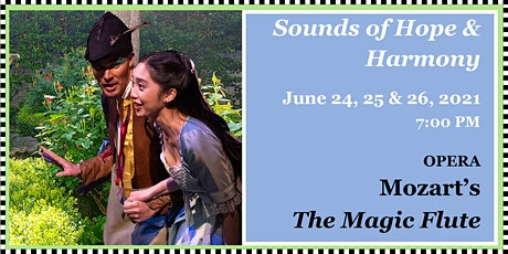 Sounds of Hope & Harmony: The Magic Flute in the Secret Garden tickets