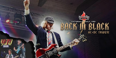 Back in Black - The AC/DC Tribute with Hi-Fi High LIVE at Lava Cantina tickets