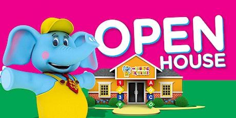 Preschool Open House tickets