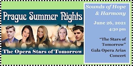"Sounds of Hope & Harmony: ""The Stars of Tomorrow"" tickets"