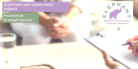 Acceptance and Commitment Therapy Workshop - Advanced skills Tickets