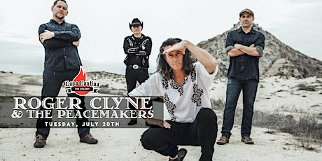 Roger Clyne & The Peacemakers Live at Lava Cantina The Colony tickets