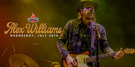 Alex Williams Live at Lava Cantina The Colony tickets