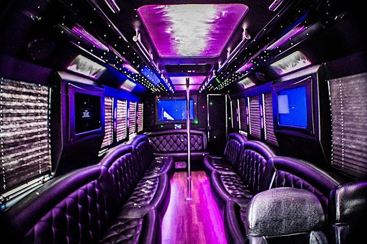 Saturday Night Party Bus Tour image