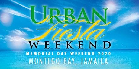 JAMAICA 2022, URBAN FIESTA ISLAND PARTY  OPTIONS tickets