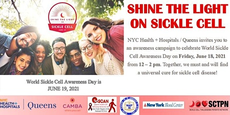 NYC Health + Hospitals Queens  Shines The Light On Sickle Cell tickets
