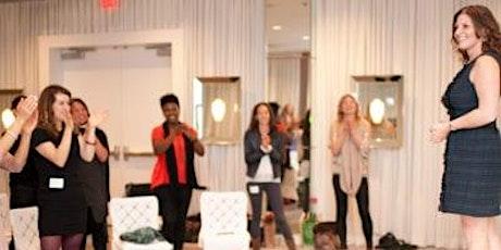 WomanSpeak Houston Introductory Event biglietti