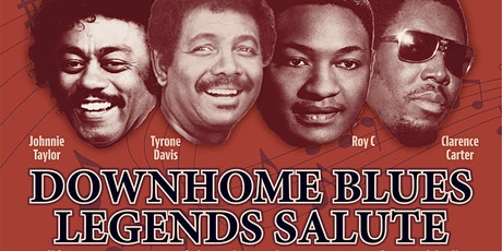 """DOWN HOMES BLUES LEGENDS SALUTE Presents by CoDay Records """"LIVE"""" @VFW 4262 tickets"""