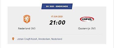 UEFA - NL vs AT tickets
