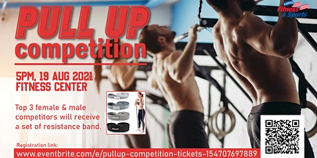 Pullup competition tickets