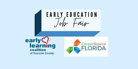 Central Florida Early Childhood Educator Job Fair tickets