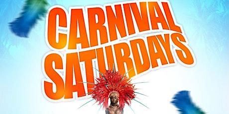 CARNIVAL SATURDAYS tickets