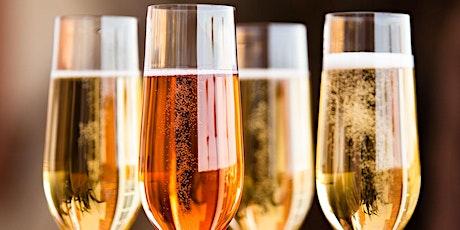 Springtime Sparkling Wine Tasting Social tickets