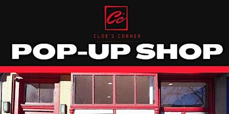 Cloe's Corner Pop-Up Shop tickets