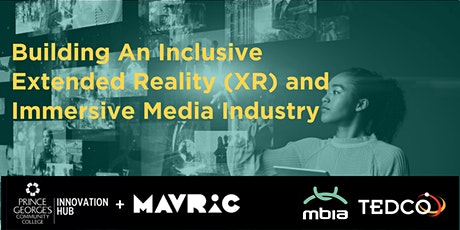 Building an Inclusive Industry in Extended Reality (XR) and Immersive Media tickets