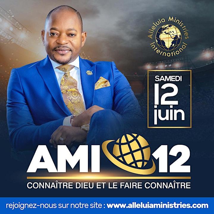 Image pour Invitation à l'anniversaire de AMI 12 - Samedi 12 juin 2021de12h00 à 16h00