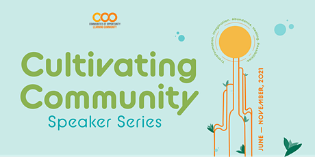 Cultivating Community Imagination: The New Economy tickets