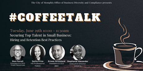 Securing Top Talent in Small Business: Hiring and Retention Best Practices tickets