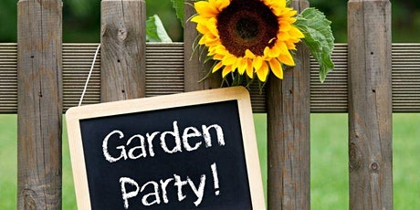 St Mark's Gillingham Garden Party in The Old Vicarage Garden tickets
