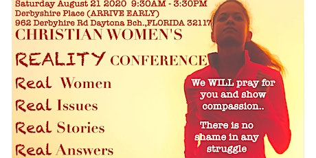 Christian Women's Reality Conference tickets