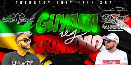 Guyana v Trinidad tickets