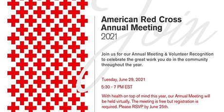American Red Cross Annual Meeting - North Florida Region tickets
