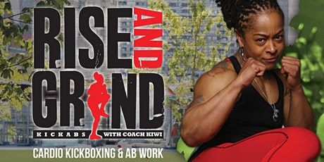 RISE AND GRIND at BEACON PARK - KICKABS with Coach Kiwi tickets