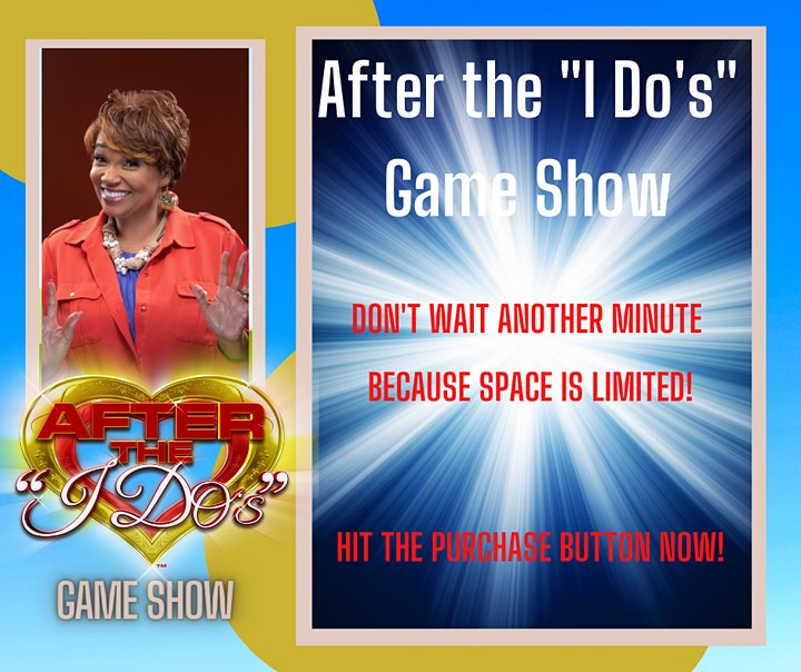 """After the """"I Do's"""" Game Show image"""