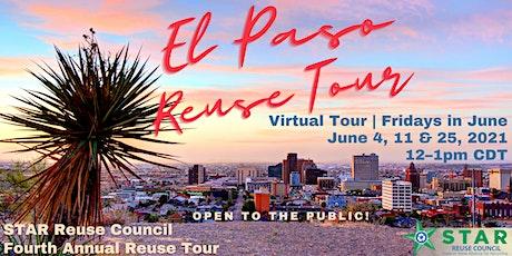 STAR Reuse Tour 2021: El Paso (virtual) tickets