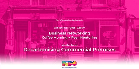 Business Networking Coffee Morning + Peer Mentoring tickets