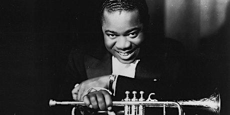 Audições Comentadas de Jazz   Louis Armstrong ingressos
