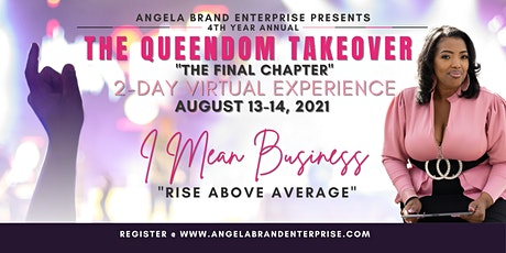 The Queendom TakeOver Virtual Experience tickets