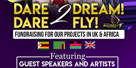 Dare to Dream Dare to Fly! Against All Odds  Fundraising  Anniversary Party tickets
