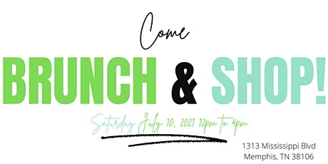 Brunch and Shop Pop Up tickets