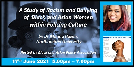 A Study of Racism and Bullying of Black and Asian Women within Policing tickets