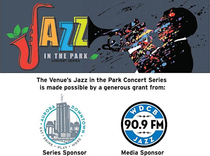 THE REGULATORS - Jazz in the Park Outdoor Concert Series image