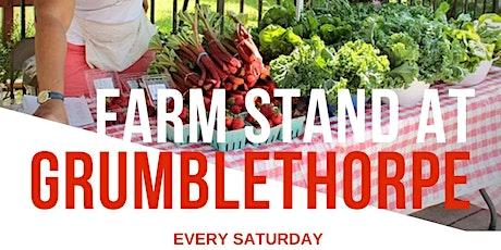 Grumblethorpe Farmstand tickets