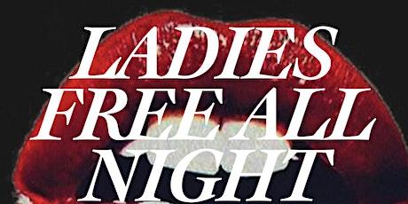 """ Ladies Night "" Ladies no cover all night w/ rsvp (reggae-soca-hiphop) tickets"