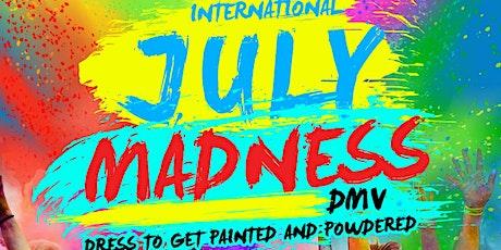 International July Madness DMV tickets