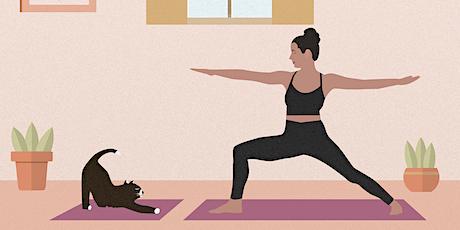 Integral Yoga Hatha – Online Mat Class Tickets