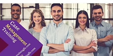Case Management Training(DMV) tickets