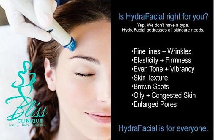 HydraFacial VIP Glow Event image