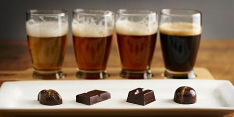 Virtual Beer and Chocolate Tasting tickets
