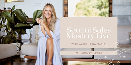 Soulful Sales Mastery Live tickets